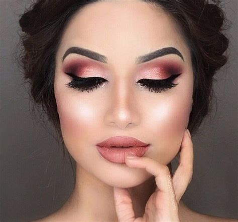 Красивый макияж 100 фото красивых идей стильные идеи и оригинальные сочетания