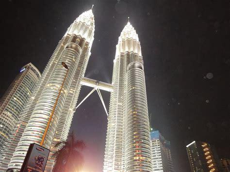 petronas twin towers malaysia world  travel