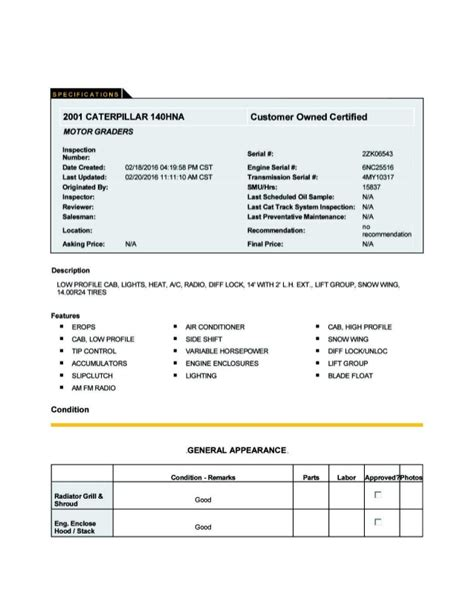 100 welding inspection report sle exle safety audit