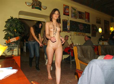 Pnip Jpeg In Gallery Naked Barmaid Series Picture