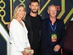 Chris Hemsworth's hot parents leave fans stunned | photo