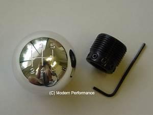 MPx Polished Shift Knob JMB Performance and Powdercoat LLC