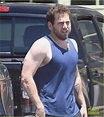 Jonah Hill Looks So Buff, Bares Slim Physique in a Tank ...