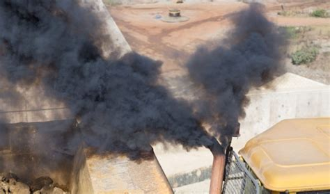 dangers  diesel fumes  work business health services