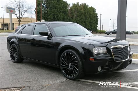 chrysler    lexani wraith wheels exclusively