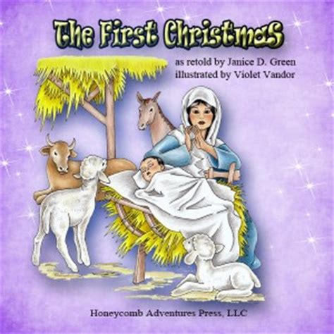 The First Christmas By Janice Green  Revival Fire For Kids