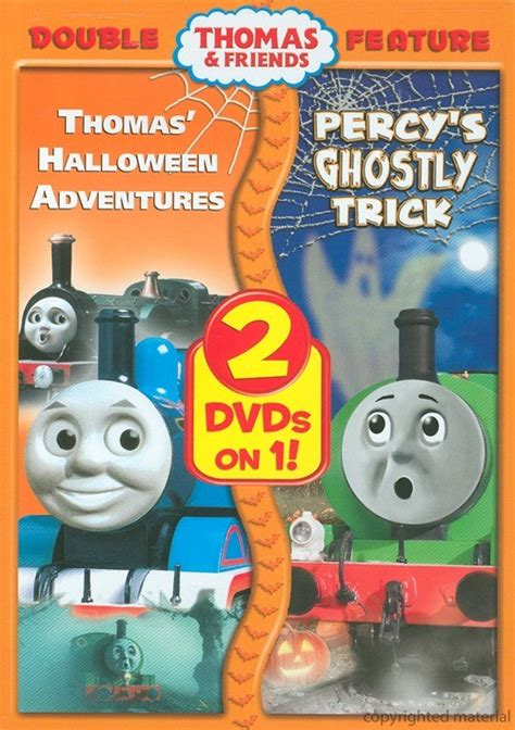 Thomas Halloween Adventures Dvd Menu by Thomas Amp Friends Thomas Halloween Adventures Percy S