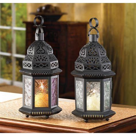 decorative outdoor lanterns moroccan lantern candle decorative rustic moroccan