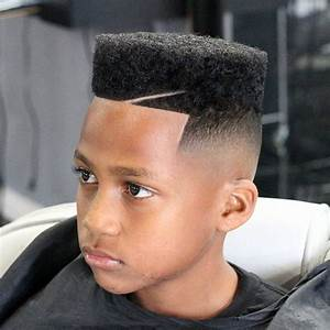 30 Marvelous Black Boy Haircuts - For Stunning Little ...