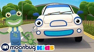 Gecko's Garage Songs | Evie the Electric Car SONG ...