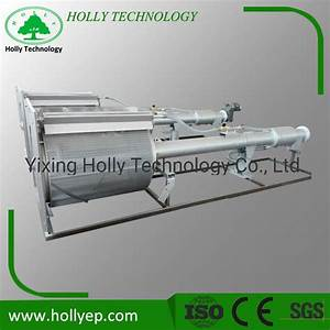 China Professional Designed Rotary Vibrating Sand Screen