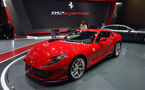 The following is a list of road cars manufactured by italian sports car manufacturer ferrari, dating back to the 1950s (race cars from the late 1940s). Ferrari 812 Superfast: Old Name, New Technology - 2/6