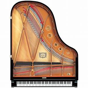 Yamaha grand piano - Hanlet Brussels