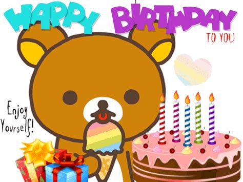 enjoy    birthday  happy birthday ecards