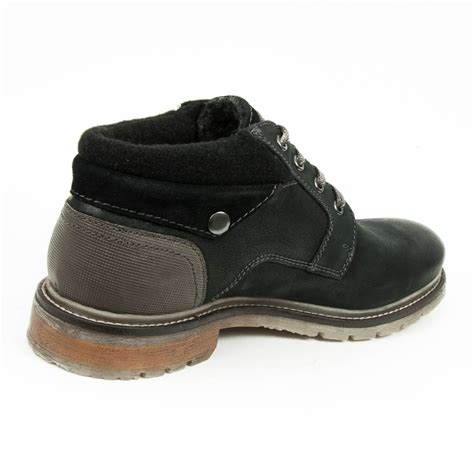 Shop our range of bugatti shoes, boots, and trainers here at charles clinkard. Bugatti Men's Shoes Leather Lace up Boots Boots Black K2953-1G3-100   eBay