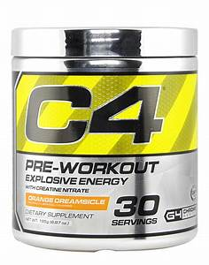 C4 By Cellucor  195 Grams