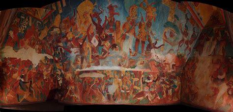 mayans  war history