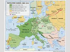 Napoleonic Europe 18051815