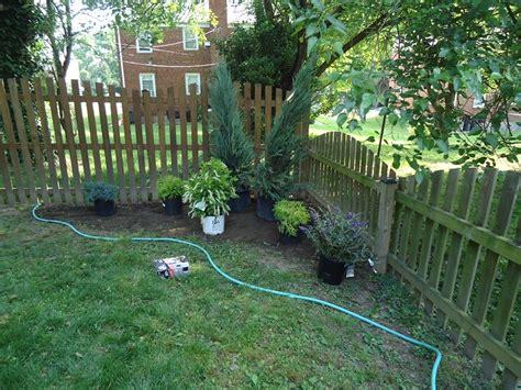 Landscaping Backyard Corner Ideas  The Backyard Landscape