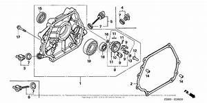 Honda Engines Gx390u1 Qnr2 Engine  Jpn  Vin  Gcank