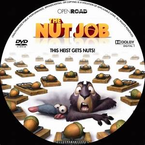 The Nut Job - DVD Covers & Labels by CoverCity