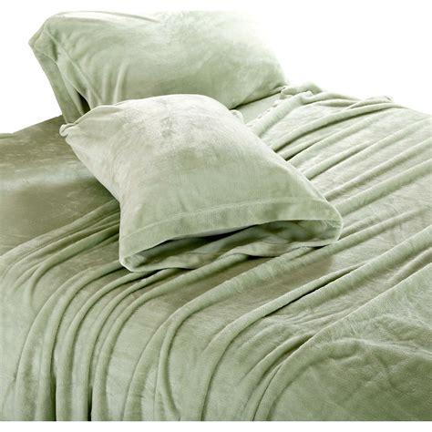 cozy fleece super soft plush sheet set reviews wayfair