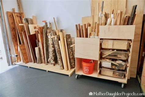 build storage  scrap wood   sizes diy