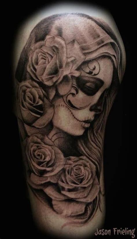 day   dead tattoos   haunting  brilliant
