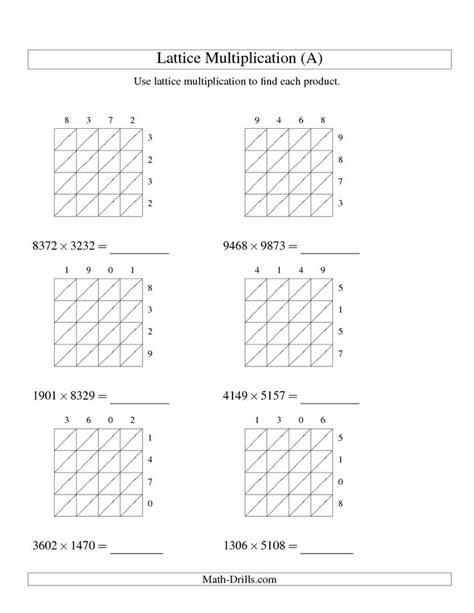 worksheet generator multiplication the math worksheet