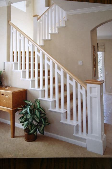 bertram blondina handrail  stair formal stairs styles