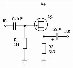 basic buffers With fet biasing