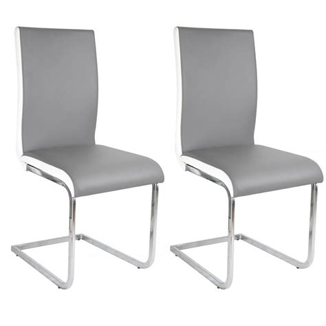 chaise grise et blanche chaise grise et blanche le monde de léa