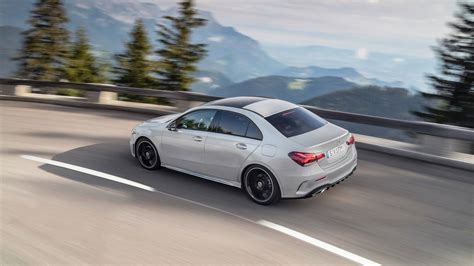 Mercedes 2019 A Class by 2019 Mercedes A Class Sedan Pricing Starts At 30 900