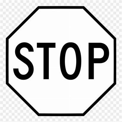 Stop Sign Signal Clipart Transparent