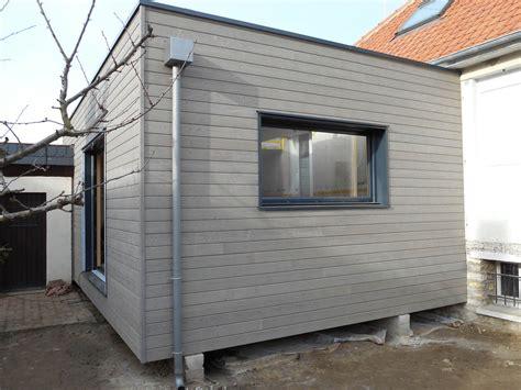 verriere pour cuisine extension à ossature bois de 30 m2 par boisphère la
