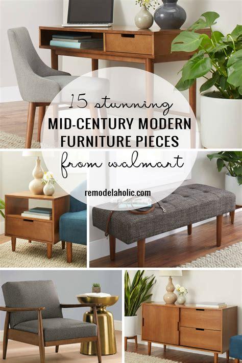 remodelaholic  stunning mid century modern furniture