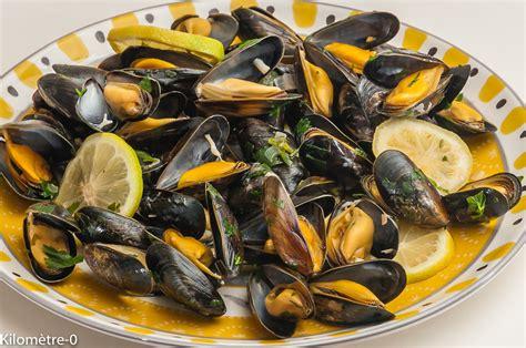 cuisine des moules moules au citron kilometre 0 fr