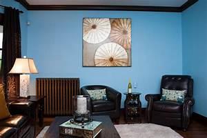 Living Room Blue Paint Ideas