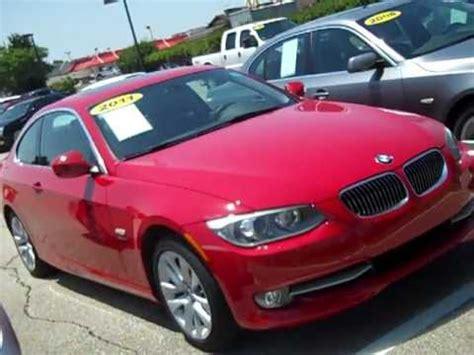 luxurywoody bmw  xdrive coupe crimson red