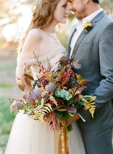 10 Fall Wedding Decor Ideas