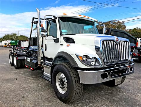 2019-international-garbage Trucks-for-sale-roll Off