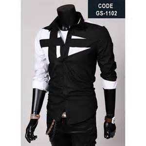 designer shirts black design shirt with white contast in pakistan designer shirts for pakistan shirt