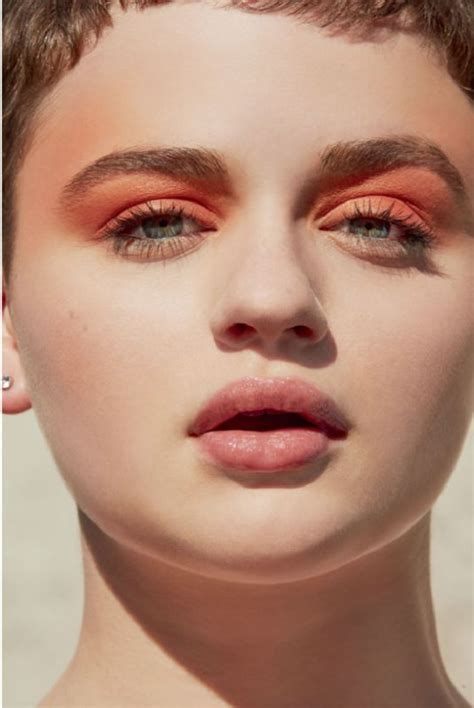 joey king  urban decay cosmeticss pretty
