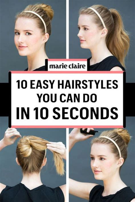 easy hair styles for school 1000 ideas about haircut styles on 3608