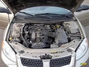 2004 Dodge Stratus Sxt Sedan 2 4 Liter Dohc 16