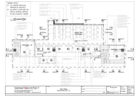 architect plan gallery of jakarta praise community church sidharta