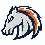 Mustangs Logos Mustang Sports Animal Clipart Esport