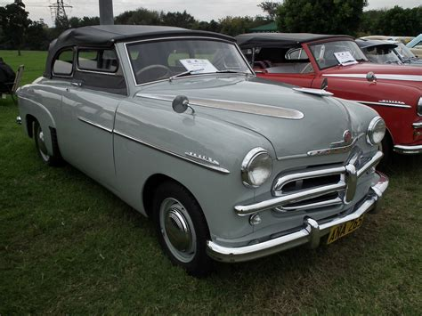 vauxhall velox 1954 vauxhall velox vagabond convertible flickr photo