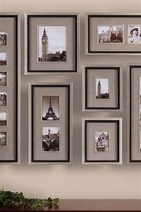 picture frame collage ideas Massena Photo Collage   Photo walls... frames...displays...ideas   Pinterest   Paint colors ...