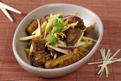recettes de cuisine au wok recette de wok de boeuf au curcuma et à la citronnelle